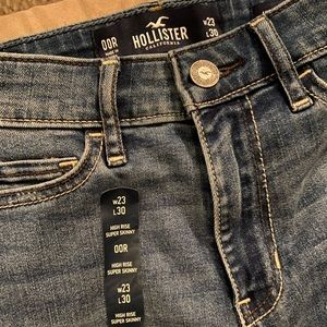 New Hollister Jeans!